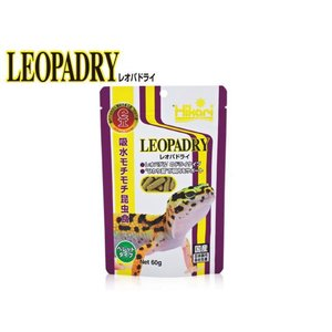 キョーリン:レオパドライ  レオパゲルの配合をベースとした、昆虫食爬虫類の総合栄養ペレット。 ヒョウ...