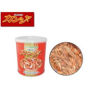 富城物産【天然手長エビ カンシャ80g】缶入り 管理60|aquacraft