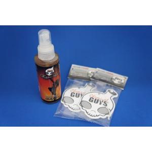 ケミカルガイズ(スマートワックス)CHEMICALGUYS stripper scent 118ml&エアフレッシュナーボード2個 SET|aquagarage