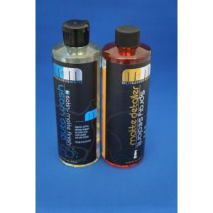 ケミカルガイズ(スマートワックス) CHEMICALGUYS matte detailer /auto wash 2本セット 473ml|aquagarage