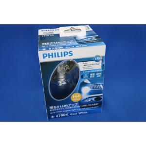 送料無料 PHILIPS(フィリップス)エクストリームアルティノンLED H4 ヘッドランプ 12901HPX2 6700k|aquagarage