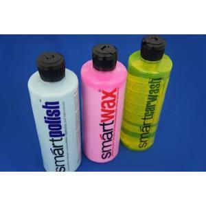 smartwax スマートワックス・ポリッシュ・ウォッシュの3本セット 473ml 送料無料|aquagarage