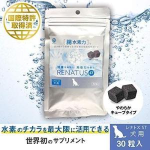 レナトス 犬用 水素サプリメント ペット用 RENATUS 日本製 レナトスジャパン