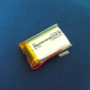 リポバッテリー リチウムポリマー電池 LiPo 3.7V 1300mAh 102540|aquamix
