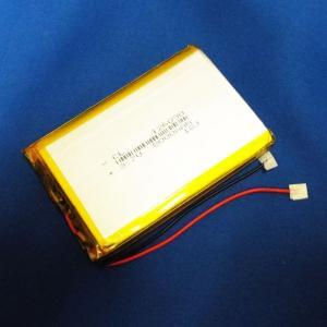 リポバッテリー リチウムポリマー電池 LiPo 3.7V 8000mAh 126090|aquamix