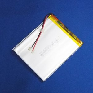 リポバッテリー リチウムポリマー電池 LiPo 3.7V 3500mAh 357595|aquamix
