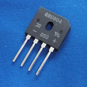 ブリッジダイオード 400V/8A GBU804|aquamix