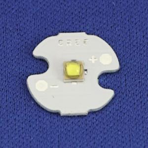 白色LEDモジュール 5W  Cool White(6000K-6500K) 16mm アルミ基板|aquamix