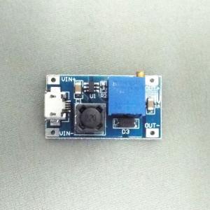 マイクロUSB入力 昇圧型DC-DCモジュール|aquamix