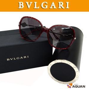 BVLGARI ブルガリ サングラス アイウェア ボルドー レディース 保存箱有り|aquankyoya