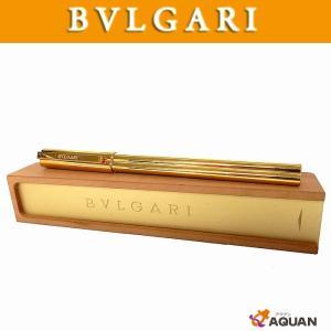大特価セール ブルガリ ボールペン 黒インク ゴールド 文具 筆記用具|aquankyoya