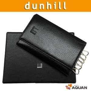 dunhill ダンヒル キーケース 6連 メンズ レザー ブラック 黒 未使用|aquankyoya