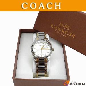 COACH コーチ 時計 腕時計 MADDYシリーズ マディー レディース クォーツ SS|aquankyoya