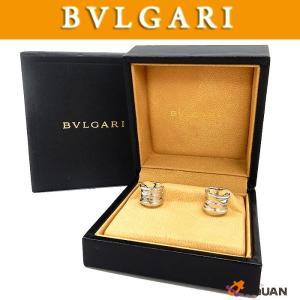 BVLGARI ブルガリ メンズ カフス B-ZERO1 ビーゼロワン シルバー 送料込み|aquankyoya