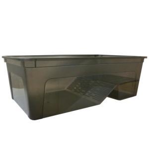 ビバリア タートルバス575 ブラック aquapet