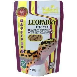 吸水モチモチ昆虫食!  レオパゲルの配合をベースとした、昆虫食爬虫類の総合栄養ペレット。 「ひかり菌...