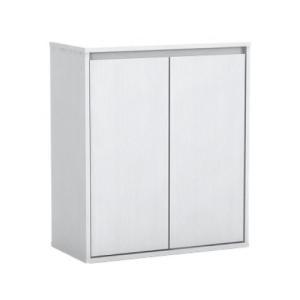 アクアキャビネットデザインの定番です。  余計な装飾はせず、水槽を引き立てるシンプルなデザインです。...