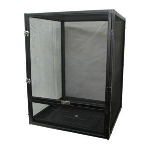 GEX エキゾテラ スクリーンテラリウム4560 (サイズ:約幅45×奥行45×高さ60cm)☆