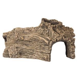 水槽内をリアルに演出する陶器製流木です。  大樹の風合いをコンパクトに再現! 朽ちた木のドーム、魚の...
