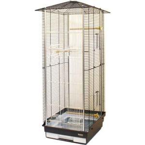 HOEI 35小鳥ロングハウス(組立てサイズ:幅465 × 奥行き420 × 高さ1,000mm)