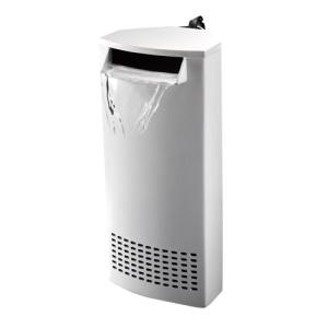 水槽のコーナーに取り付ける、水中式モーターフィルターです。  ・水容量35Lの水槽用としてご使用くだ...