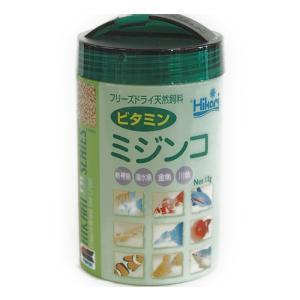 みじんこ 魚のエサ 金魚 熱帯魚 タナゴ/ ヒカリFD ビタミン ミジンコ12g|aquapet