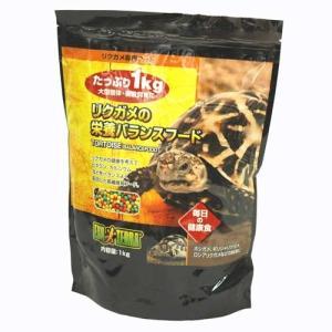GEX リクガメの栄養バランスフード 1kgの関連商品6