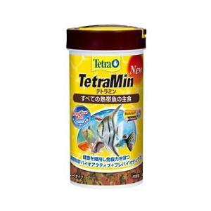 テトラミン NEW 52g 熱帯魚用フレークフード aquapet