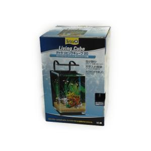 テトラ リビングキューブ20 オールインワン水槽セット|aquapet