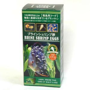 ブラインシュリンプ卵 100g (20g×5入) aquapet