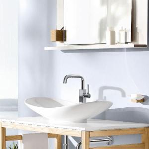 リラインス 置き型手洗器 Villeroy&Boch(ビレロイ&ボッホ) MY NATURE 4110.60.R1|aquashop07