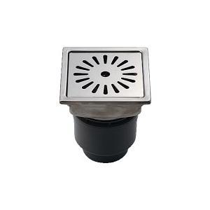 カクダイ 角型排水ユニット 4286-150|aquashop07