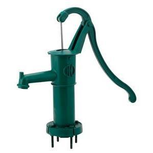 カクダイ 手押しポンプ ガーデンポンプ 打込式 734-041-32|aquashop07