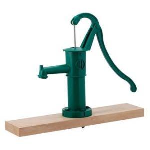 カクダイ 手押しポンプ ガーデンポンプ 台つき 734-043-32|aquashop07