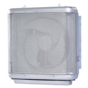 三菱電機 業務用有圧換気扇 電動シャッター付 排気専用 フィルター付タイプ EFC-25FSB|aquashop07