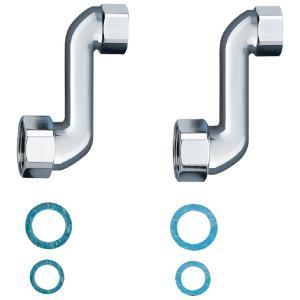 LIXIL INAX ゆプラス小型電気温水器(別売部品) 自動水栓接続継手 EFH-CG1|aquashop07