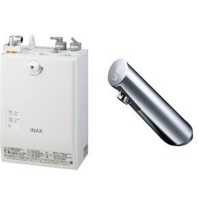 LIXIL INAX ゆプラス 自動水栓一体型壁掛 適温出湯スーパー節電タイプ 3L オートマージュA EHMN-CA3ECSA1-200C|aquashop07