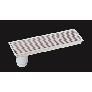 TOTO 浴室排水ユニット(樹脂製グレーチング) EWB621SR|aquashop07