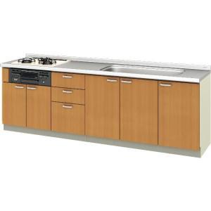 LIXIL サンウェーブ 取替えキッチン パッとりくん 間口250cm GKシリーズ GKW-U-250RNB GKF-U-250RNB|aquashop07