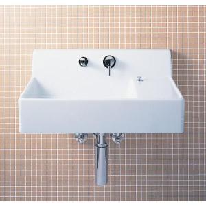 INAX サティス洗面器(YL-537タイプ) 壁付式 YL-A537TG(C) YL-A537TC(C) YL-A537TP(C) YL-A537TA(C)|aquashop07