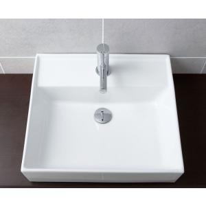 INAX フリーコレクション サティス洗面器(YL-555タイプ) ベッセル式専用アイテム YL-A555SYG(C)V|aquashop07