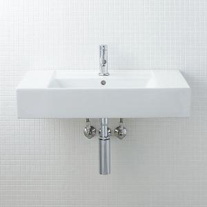 INAX サティス洗面器(YL-558タイプ)ボトルトラップ仕様 YL-A558SYG(C) YL-A558SYH(C)|aquashop07