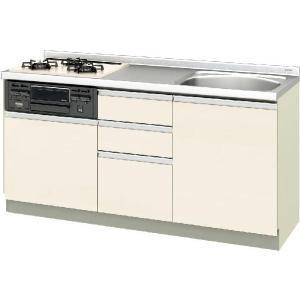 LIXIL サンウェーブ 取替えキッチン パッとりくん 間口165cm GXシリーズ GXI-U-165XNA GXC-U-165XNA|aquashop07