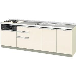 LIXIL サンウェーブ 取替えキッチン パッとりくん 間口240cm GXシリーズ GXI-U-240RNA GXC-U-240RNA|aquashop07