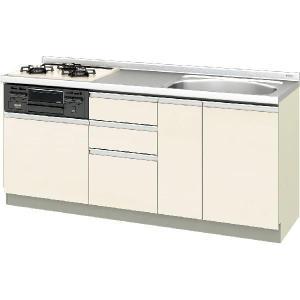LIXIL サンウェーブ 取替えキッチン パッとりくん 間口180cm GXシリーズ GXI-U-180SNA GXC-U-180SNA|aquashop07