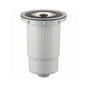 三栄水栓 流し台トラップ(流し排水栓DS) H650|aquashop07