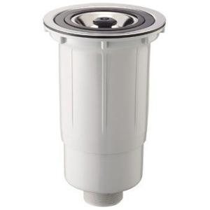 三栄水栓 流し台トラップ(流し排水栓) H650A|aquashop07
