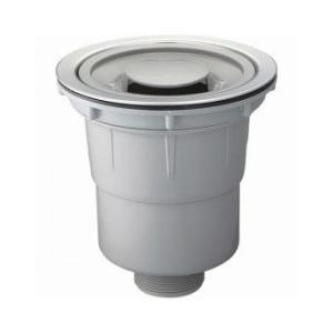 三栄水栓 流し台トラップ(流し排水栓) H6550|aquashop07