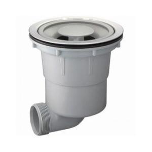 三栄水栓 流し台トラップ(流し排水栓) H6551|aquashop07