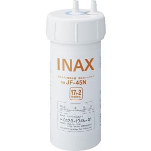 LIXIL INAX ナビッシュ交換用浄水カートリッジ JF-45N|aquashop07